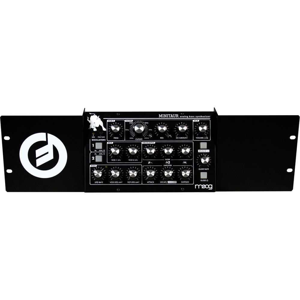 Moog Minitaur Rack Kit