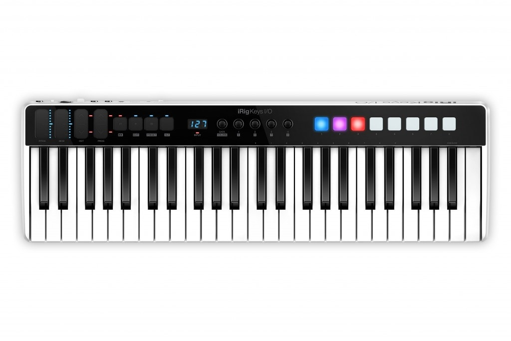 IK Multimedia iRig-Key I/O 49