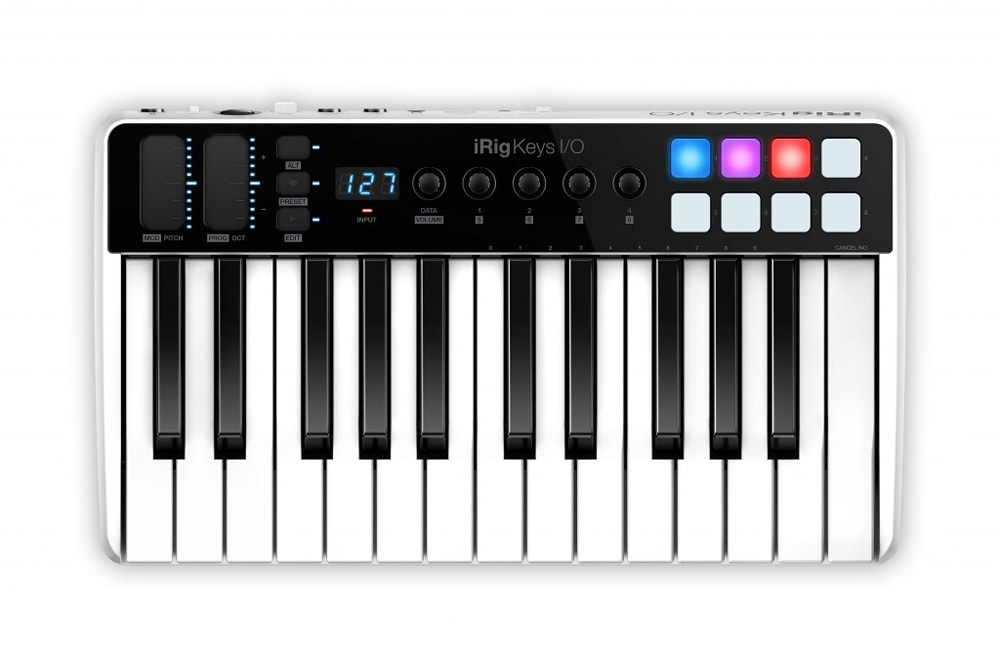 IK Multimedia iRig-Key I/O 25