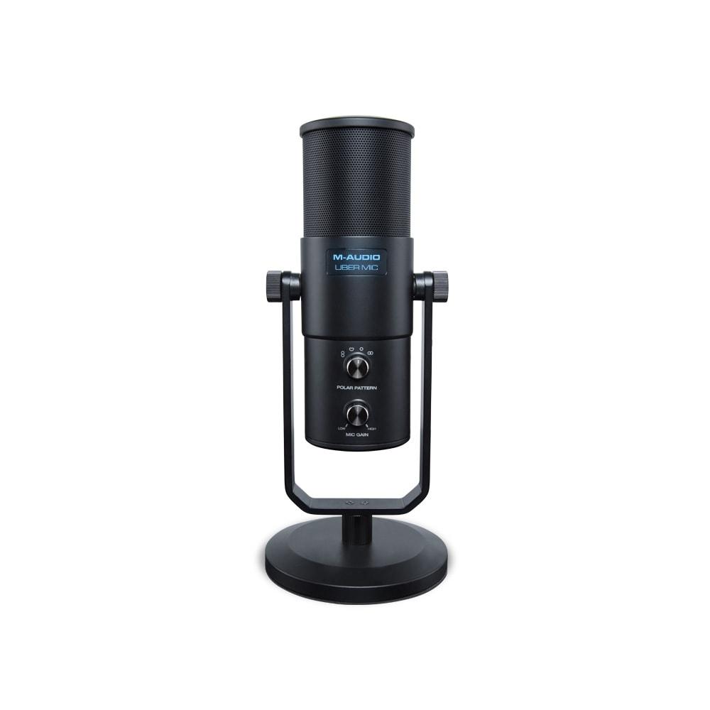 M Audio Uber Mic Usb Recording Microphone Dj City