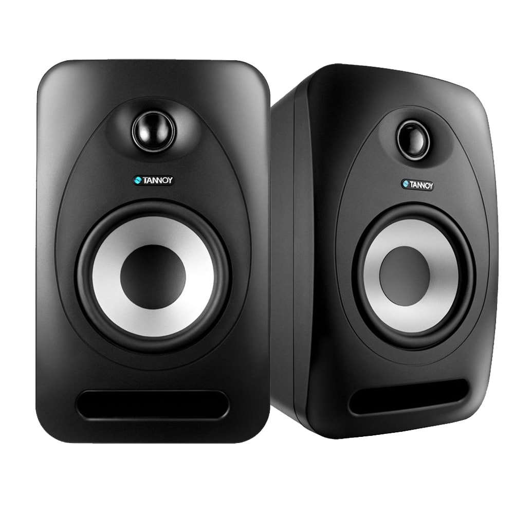 Tannoy Reveal 502 Pair Studio Monitor 5 Inch Dj City