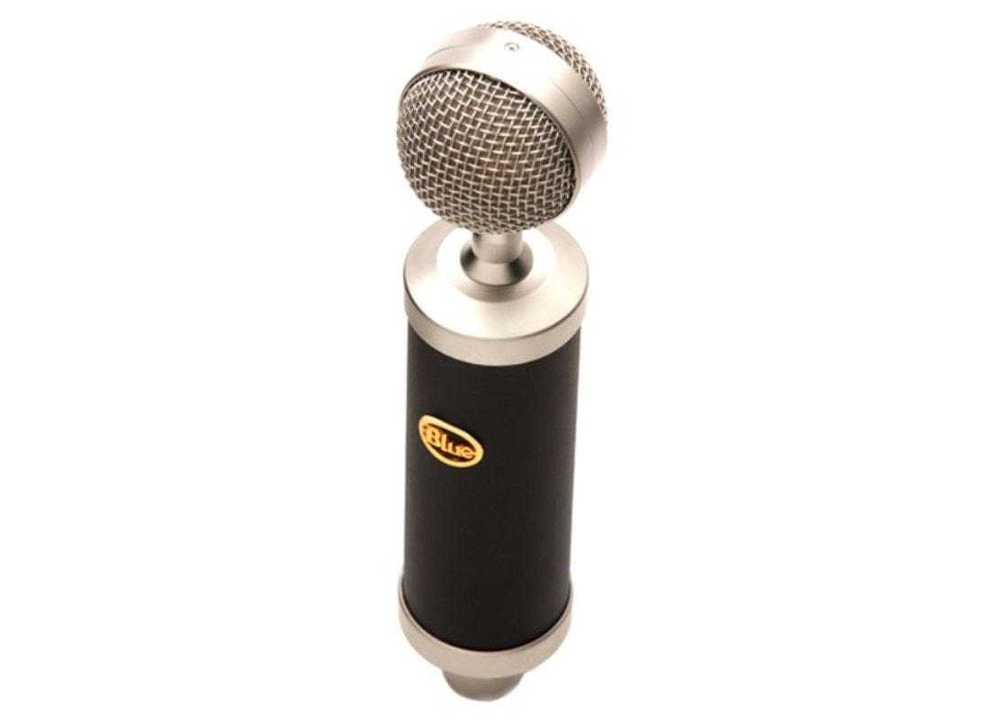 blue microphones baby bottle cardioid condenser microphone dj city. Black Bedroom Furniture Sets. Home Design Ideas