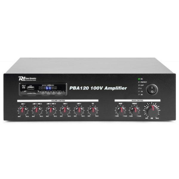 Power Dynamics PBA120