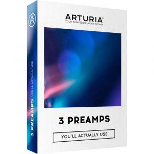 Arturia Preamp