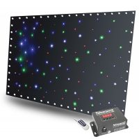 Beamz SparkleWall LED96