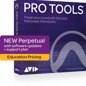 Avid Pro Tools Institutional Education Edition