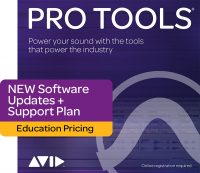Avid Pro Tools Upgrade and Support Plan Education Edition