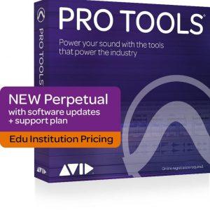 Avid Pro Tools Institution Education Edition