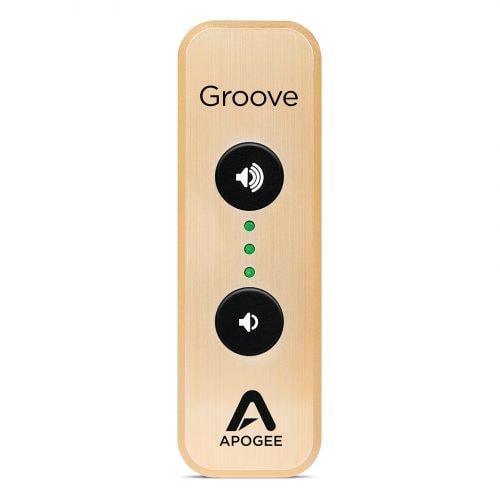 Apogee Groove LE Gold