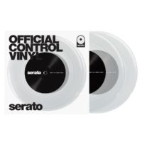 "Serato Performance 7"" Control Vinyl Clear"