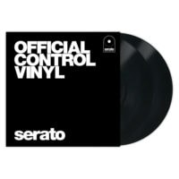 Serato 12'' Performance Control Vinyl Black