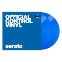 Serato 12'' Performance Control Vinyl Blue