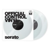 Serato 12'' Performance Control Vinyl Clear
