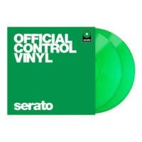 Serato 12'' Performance Control Vinyl Green