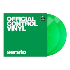 Serato 12'' Performance Control Vinyl Green