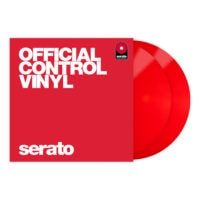 Serato 12'' Performance Control Vinyl Red