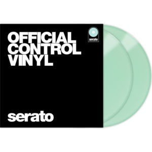 Serato 12'' Performance Control Vinyl Glow In Dark