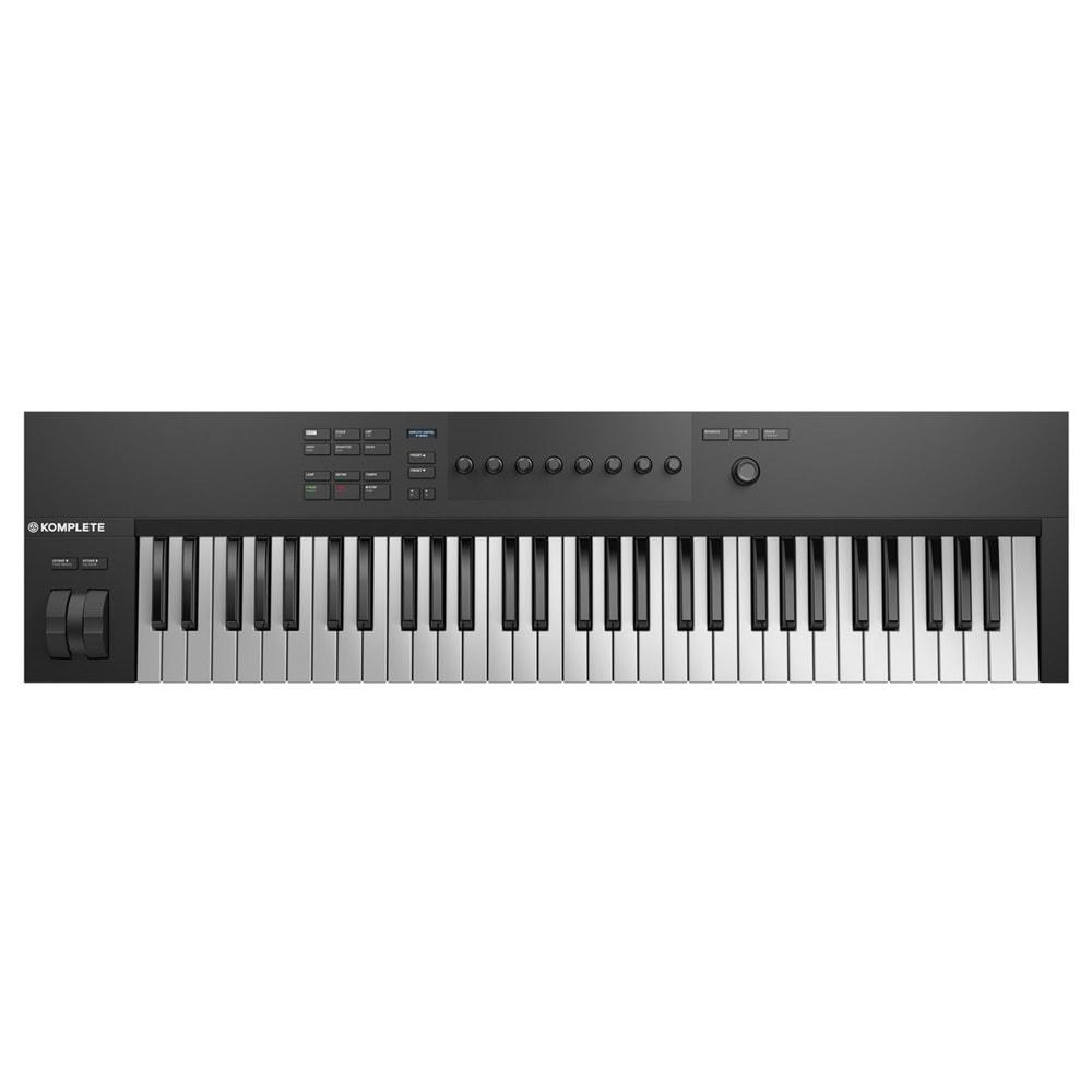 Native Instruments Komplete Kontrol A61 MIDI Keyboard 61-Key
