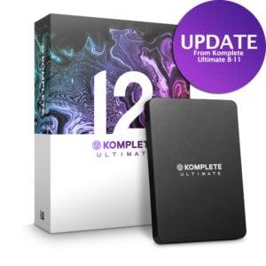 Komplete 12 Ultimate Update