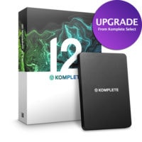 Komplete 12 Upgrade