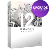 Komplete 12 Collectors Edition Upgrade