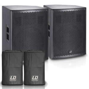 LD Systems GT15A Pair