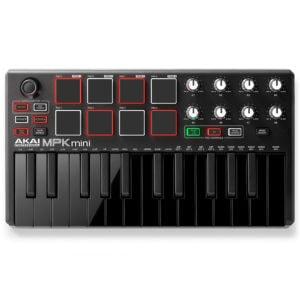 Akai MPK Mini mk2 Black