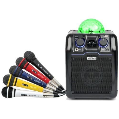 Vonyx Karaoke Speaker Pack