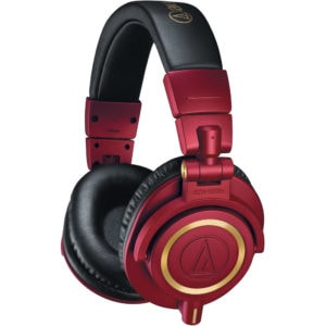 Audio Technica ATH-M50X Red