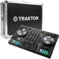 Traktor Kontrol S4 mk3 Pack