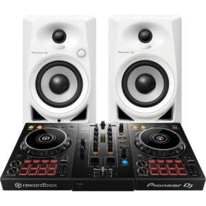 Pioneer DJ DDJ-400 Pack White