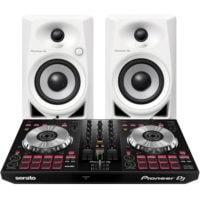 Pioneer DJ DDJ-SB3 Pack White