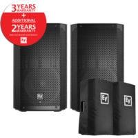 Electro Voice ELX200-10P Pair