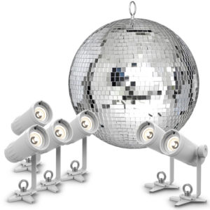 Chauvet DJ EZpinPack Mirror Ball Pack 16