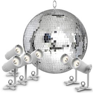 Chauvet DJ EZpinPack Mirror Ball Pack 20
