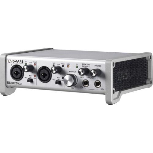 Tascam 102i USB Audio Interface