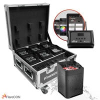Chauvet DJ Freedom Flex H4 IP x6 Pack