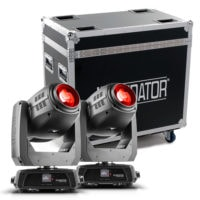 Chauvet DJ Intimidator Hybrid 140SR Pack