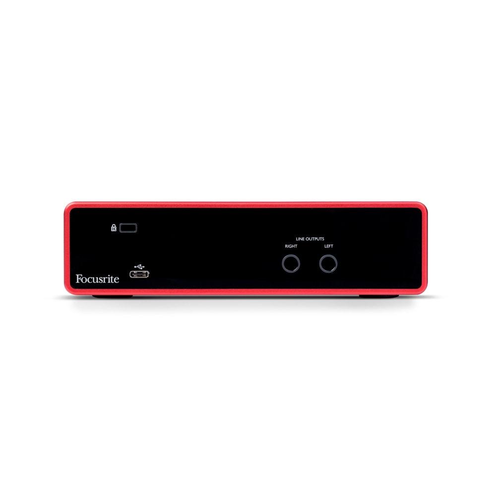 focusrite scarlett 2i2 3rd gen usb audio interface dj city. Black Bedroom Furniture Sets. Home Design Ideas