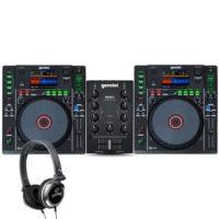 Gemini MDJ-900 Pro DJ Pack