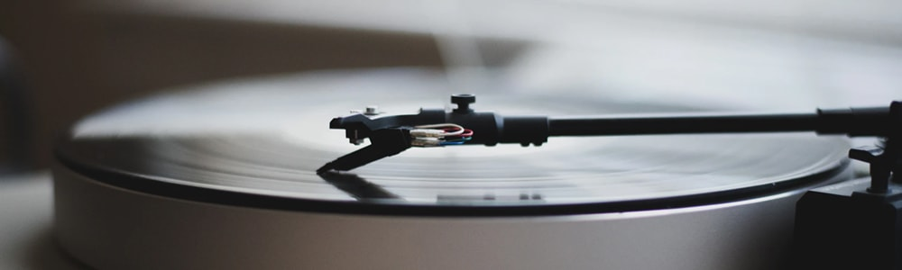 How To Clean A Record - Handling