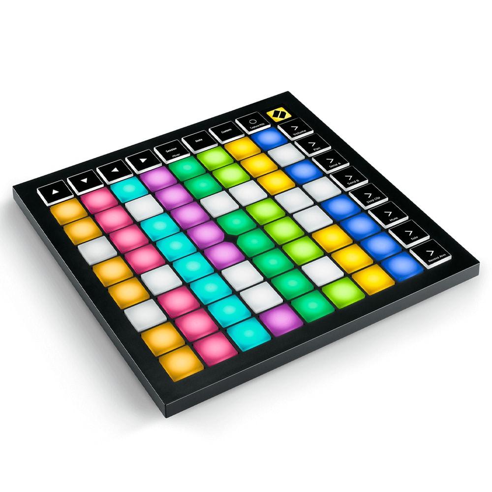 Novation Launchpad X 64 RGB MIDI Grid Controller - DJ City