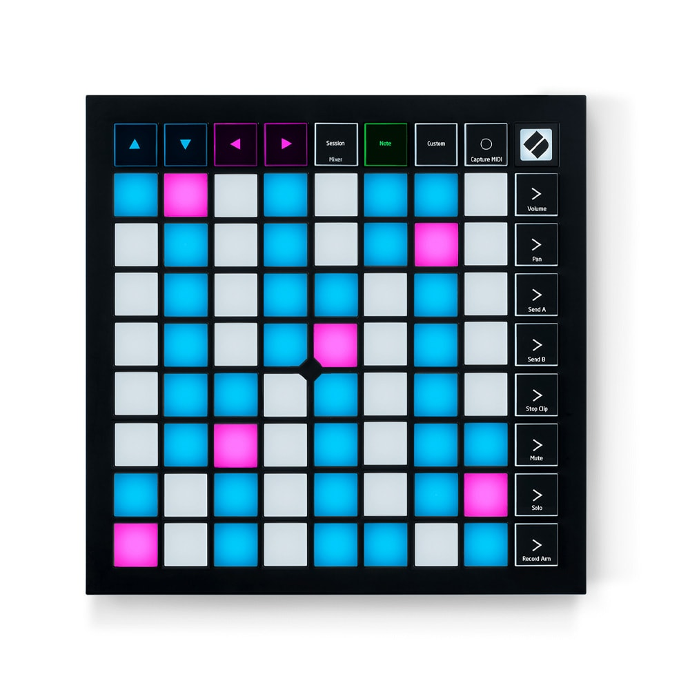Novation Launchpad X 64 RGB MIDI Grid Controller - DJ City