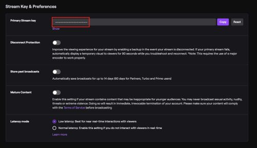 how to use twitch and streamlabs