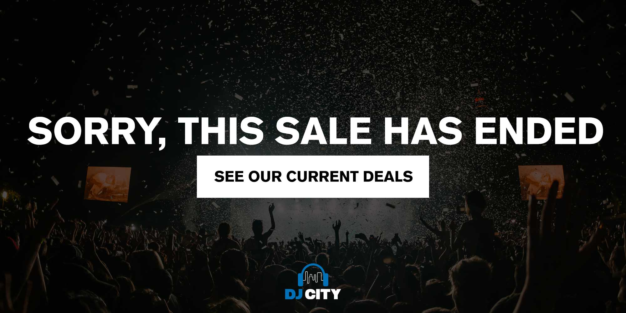 Sorry, Sale Has Now Ended