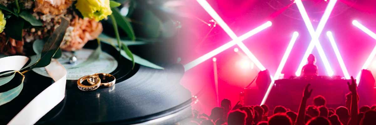 Wedding vs Club DJ